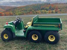 John Deere Diesel 6x4 Gator Clean & Solid
