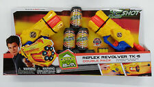 Zuru x Shot Reflex Revolver TK-6 Double Pack - 2 x Rapid Fury Blasters