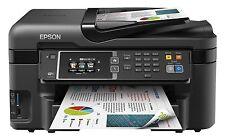 Epson WorkForce WF-3620DWF Tintenstrahl-Multifunktionsgerät -- gebraucht //