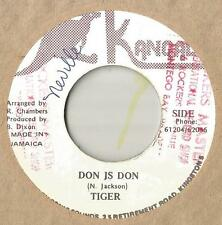 45 Tiger Don Is Don / Version