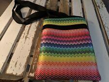 Rainbow mini Purse handbags bag tote shoulder purple fun