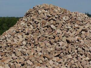 1 to Wesersandstein grau-bunt Gabionensteine ca. 120/160