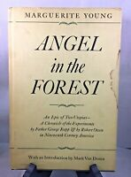 The Angel In The Forest By Marguerite Young RARE Communism Book 1ST ED. 1966
