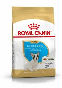 Food For Puppies Bulldog (up To 12 Months) Royal Canin French Bulldog Puppy
