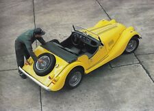 MORGAN ROADSTER Plus 4 +4 Plus 8 +8 4/4 Motorsport Prospekt Brochure 81