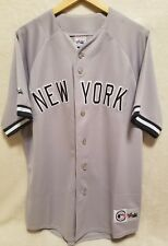 NEW YORK YANKEES MAJESTIC JERSEY, XL, AWAY, EXCELLENT CONDITION