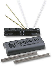 Spyderco Triangle Sharpmaker Sharpening Set, Instructional DVD 204MF - Dealer