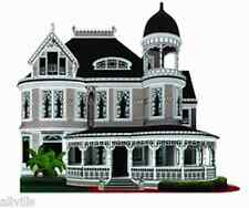 Long Waterman Mansion San Diego Ca Artist Proof Shelia'S Cam05P Victorian