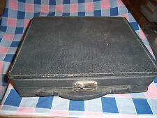 Vintage Brief Case 12 1/4 x 9 7/8 inches Great Lock No Key Needs Relining