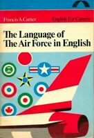 Language of the air force in English - Francis A. Cartier - 2256560