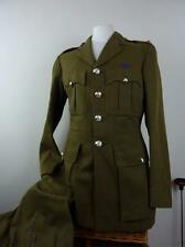 British Army Officer's Khaki Uniform Jacket & Trousers, Goodwood Revival