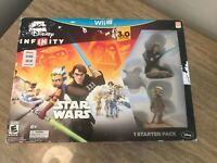 Disney Infinity Star Wars Starter Pack(3.0 Edition) (Nintendo Wii U, 2015)