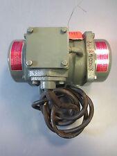 BEST Bulk Equipment System Vibrating Motor BES-220-2B 3525 RPM Single Phase New