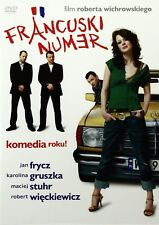 Francuski numer (DVD) Robert Wichrowski (Shipping Wordwide) Polish film