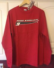 NEW NASCAR Bill Martin #9 Chase Authentic Sweat Shirt M Medium Free Shipping