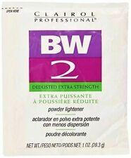 Clairol Pro BW2 Extra Strength Powder Lightener Bleach Hair Color Highlight 1oz