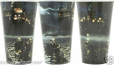 SAILING TO HOGWARTS CASTLE ~HARRY POTTER~ PINT GLASS FREE PRIORITY SHIP