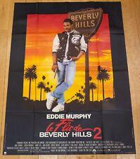 LE FLIC DE BEVERLY HILLS 2 Affiche cinéma 120x160 TONY SCOTT, EDDIE MURPHY