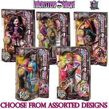 Interactive Monster High Dolls