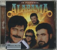 Alabama - In Pictures - US Country Rock CD - Super Jewel Case - Ausgabe 2017