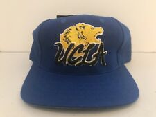 Deadstock NWT Top Of The World UCLA Bruins Hat Cap Vintage 1990s