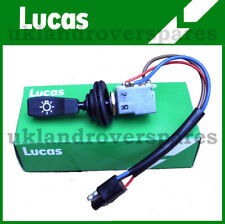 "LAND ROVER DEFENDER 90 & 110 MASTER / MAIN LIGHT SWITCH ""OEM LUCAS"" - PRC3430"