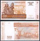 MADAGASCAR - 500 ARIARY AÑO 2004 Pick 88 SC UNC