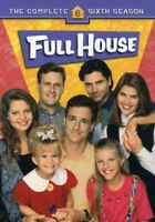 Full House Season 6 Series New DVD Region 4