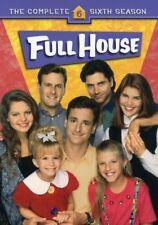 Full House Season 6 Series New DVD Region 4