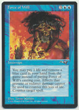MTG Magic the Gathering Alliances Force of Will *MINT Condition SEE SCANS!! C