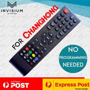 CHANGHONG TV Remote Control for GCBLTV20A-C35 GCBLTV20A-C54 GCBLTV20AC35 SABA TV
