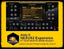 reFX Nexus Andy D Trap GroOve Sound Bank