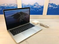 "Apple MacBook Pro Touch Bar 2016 13"" Laptop 512GB SSD 16GB RAM 3.3GHz i7 Silver"