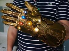Thanos Infinity Gauntlet Glove Avengers Infinity War Cosplay Customize Prop New