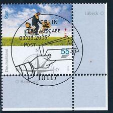 Gestempelte Briefmarken aus der BRD (ab 2000) mit Post- & Kommunikations-Motiv