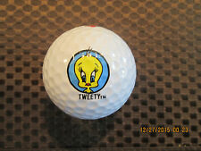 LOGO GOLF BALL-TWEETIE BIRD....CARTOOONS