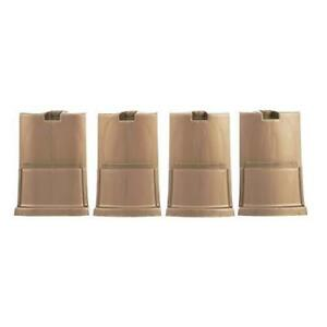 Neater Feeder Deluxe Leg Extensions - 4 Pack - Large Size (only compatible with