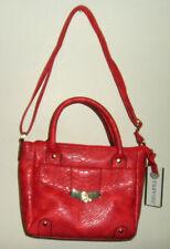 Treviso Designer Purse Shoulder bag Handbag Tomato Red- Cute! New w/ Tags. Nice!
