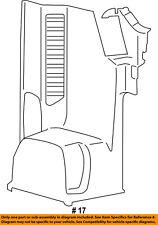 FORD OEM 15-18 Transit-150 Interior-Side Panel-Rear Molding Left EK4Z61312A59BA