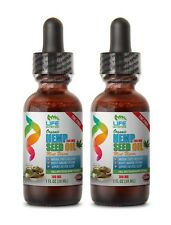 hemp heart extract - Organic Hemp Seed Oil 780mg - sleep support oil 2B