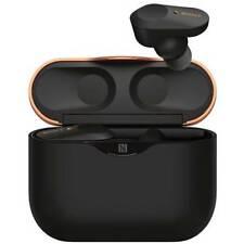 Sony WF1000XM3 True Wireless Bluetooth NC Noise Canceling HeadphonesHD - Black