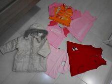 Lotto stock bambina 3/4 A giubbotto maglia original marines benetton vestito
