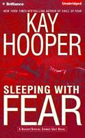 SLEEPING WITH FEAR unabridged audio CD by KAY HOOPER - Brand New - 7 CDs 7 Hours