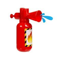 Extincteur pistolet à eau - Jouet lance à eau - Cadeau pompier, déguisement