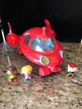 Little Einsteins Pat Pat Rocket Ship Lights & Sounds - 3 figures Included