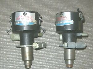 NOS 1936 Nash distributor lot of 2
