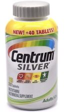 CENTRUM SILVER 50+ Multivitamin 325 tablets FOR ADULTS OVER 50