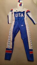 Kappa Sport Women's 1988 Seoul Olympics Track Suit With Hood Size Large