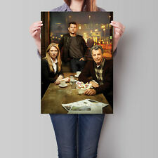 Fringe Poster 2008 TV Series Olivia Peter Walter 16.6 x 23.4 in (A2)