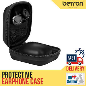 Betron Earphone Case TWS Carry Storage Hold Protects SD Card USB Stick